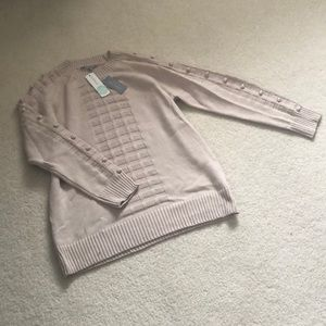 LemonTART Sweater from Stitch Fix BNWT
